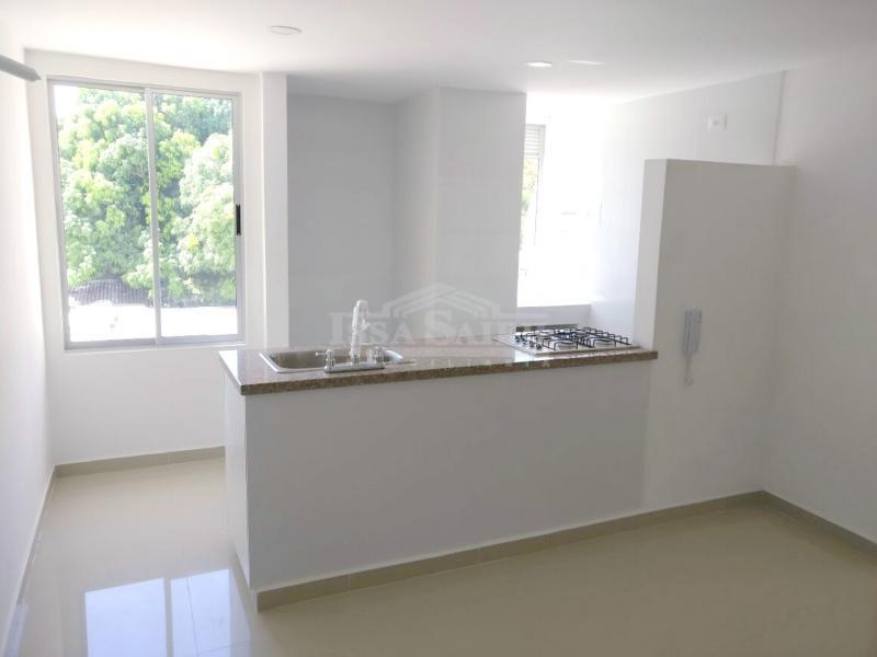 Inmobiliaria Issa Saieh Apartaestudio Arriendo/venta, Ciudad Jardín, Barranquilla imagen 3