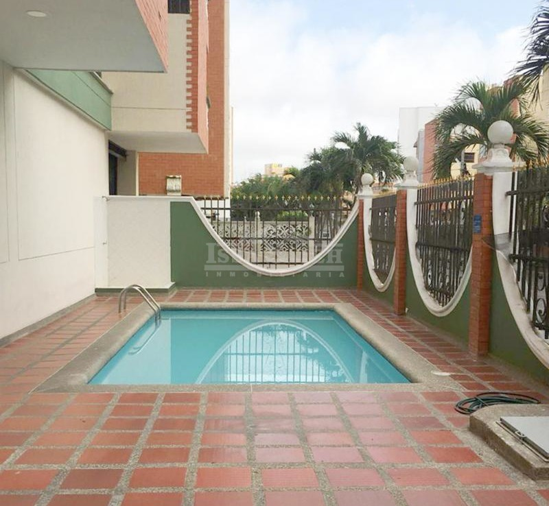 Inmobiliaria Issa Saieh Apartaestudio Arriendo, Altos Del Limón, Barranquilla imagen 1