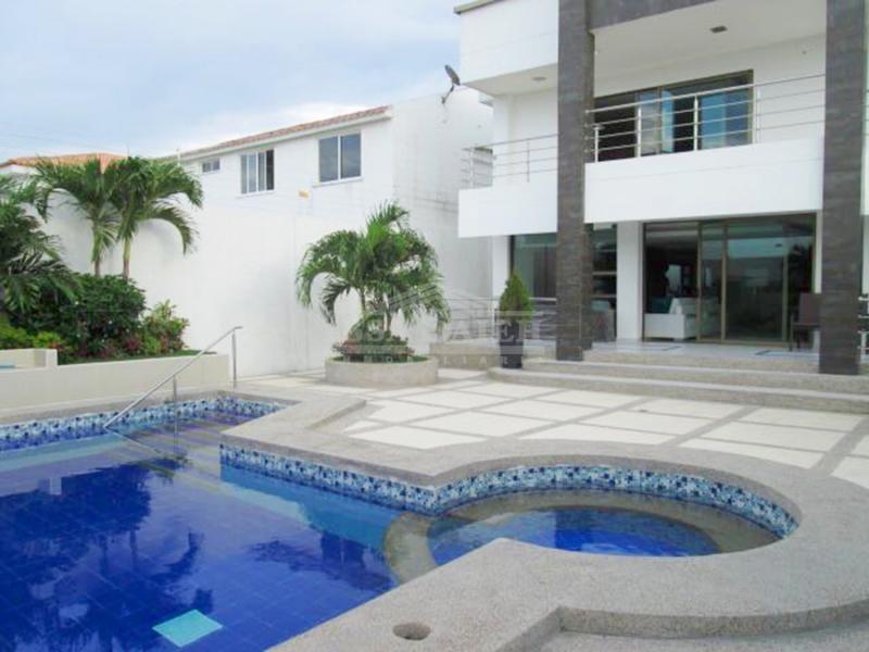 Inmobiliaria Issa Saieh Casa Venta, Villa Campestre, Barranquilla imagen 1