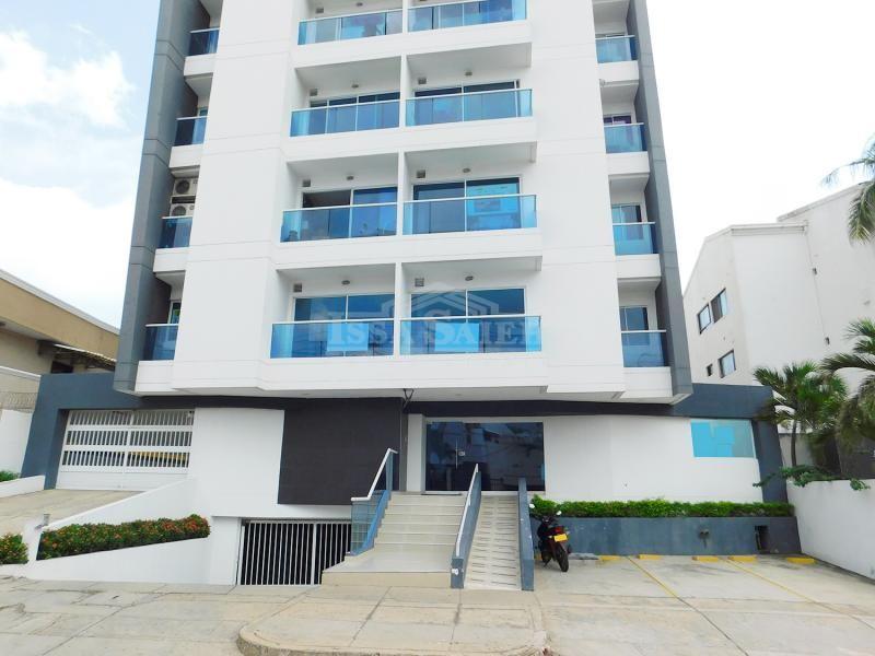 Inmobiliaria Issa Saieh Apartaestudio Arriendo, Riomar, Barranquilla imagen 0