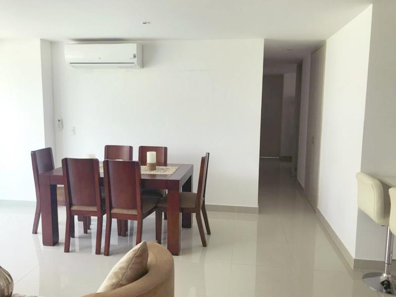 Inmobiliaria Issa Saieh Apartamento Arriendo/venta, Altos De Riomar, Barranquilla imagen 1