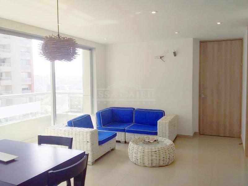 Inmobiliaria Issa Saieh Apartamento Venta, Portal Del Genovés, Barranquilla imagen 1