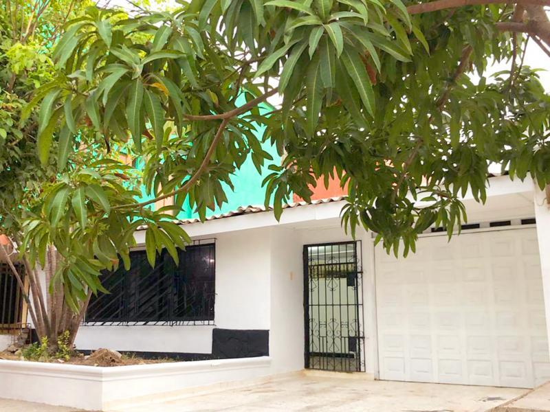 Inmobiliaria Issa Saieh Casa Venta, El Castillo, Barranquilla imagen 0