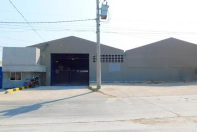 Inmobiliaria Issa Saieh Bodega Arriendo, La Loma, Barranquilla imagen 0