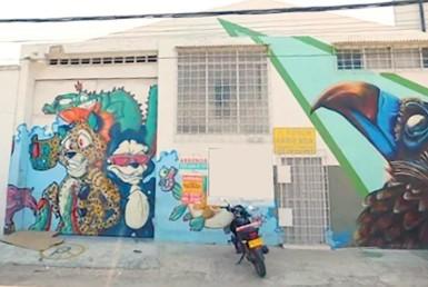 Inmobiliaria Issa Saieh Bodega Arriendo, Abajo, Barranquilla imagen 0