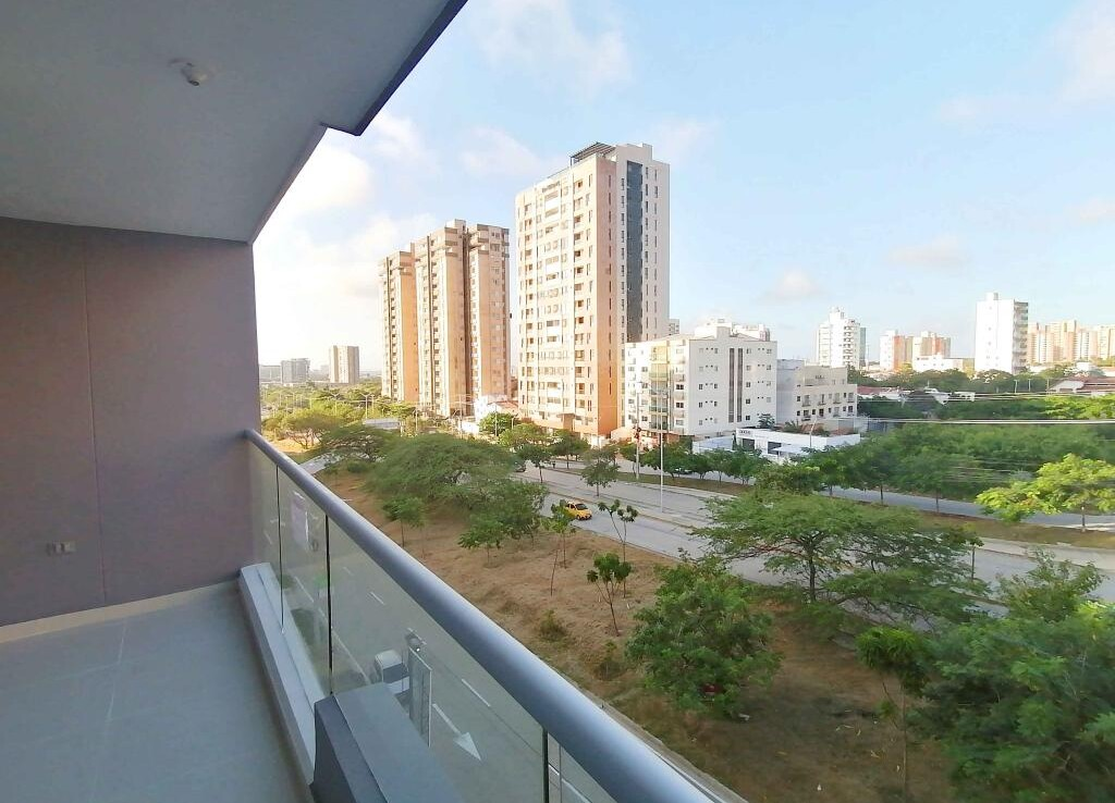 Inmobiliaria Issa Saieh Apartamento Venta, Miramar, Barranquilla imagen 2